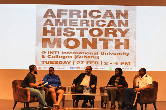 INTI African American History Month,