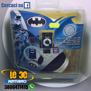 con mp3 ed sd 8gb