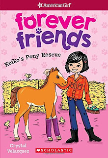 American Girl Forever Friends Keiko's Pony Rescue