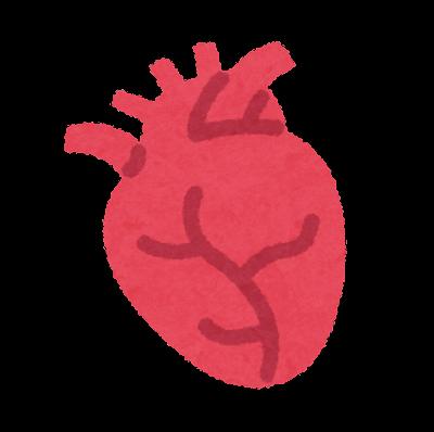 心臓のアイコン(内蔵)