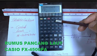 Rumus kalkulator casio fx4500pa