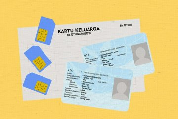 Yakin Mau Registrasi Ulang Kartu SIM Card Kamu