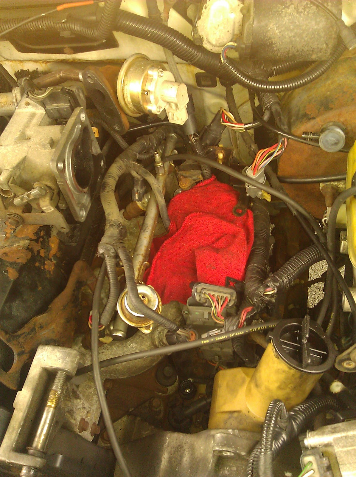 Wires New Ignition Spark Plug Wire Set Complete for 95-01 Ranger ...