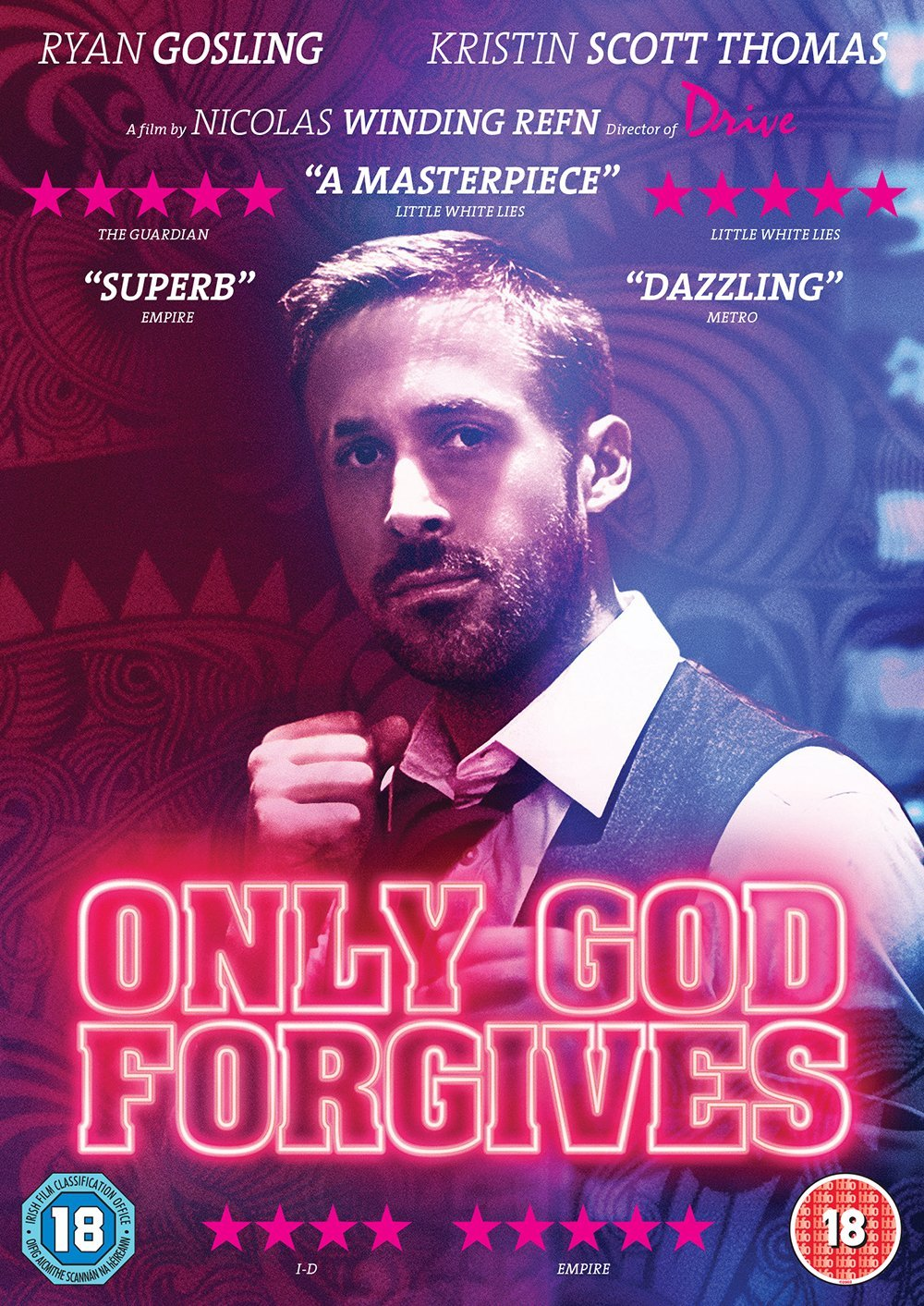 Only God Forgives (2013) ταινιες online seires oipeirates greek subs