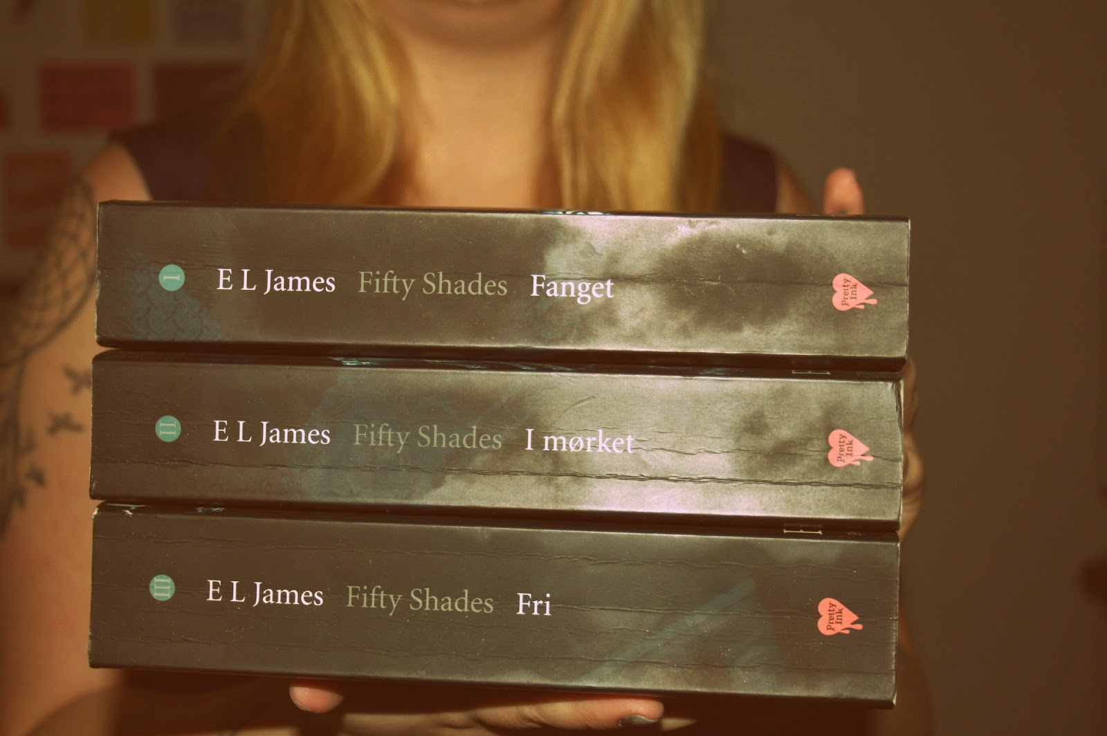 Fifty Shades of Grey af E. L. James