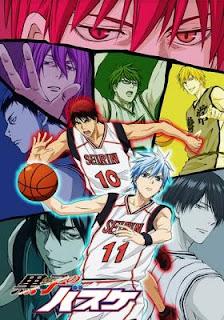 Baixar Kuroko no Basket  Legendado Completo no MEGA