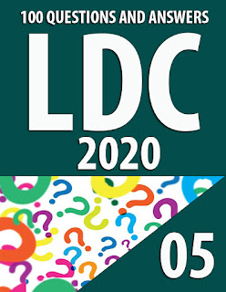 Download Weekly 100 Question and Answers for LDC 2020 - 05