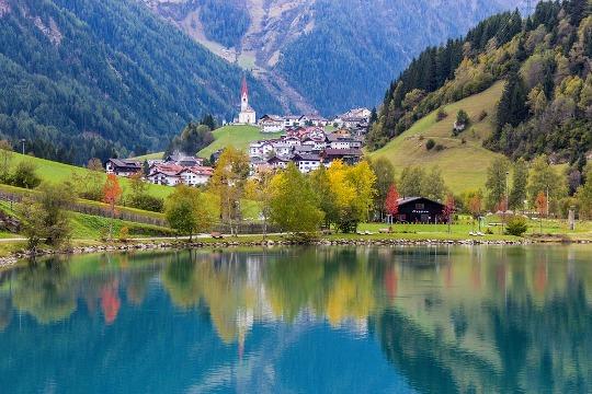 South Tyrol (Alto Adige), Italia
