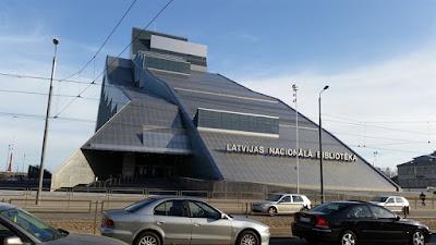 biblioteca nacional de letonia