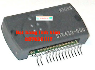 IC STK432-050 điện tử