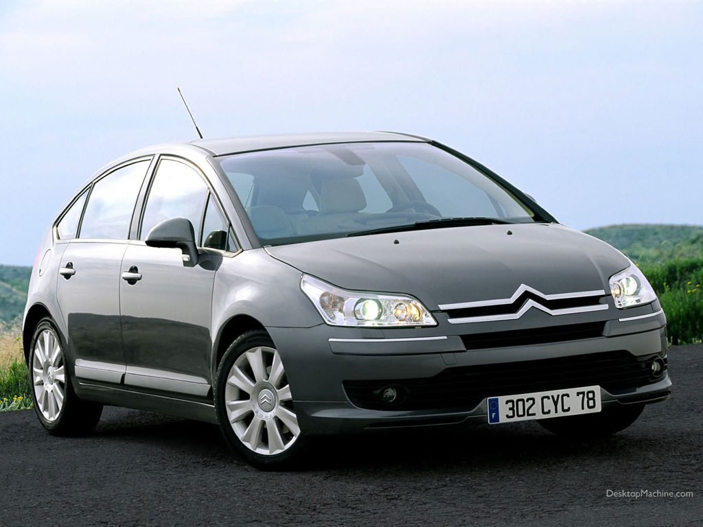 LATEST CAR WALLPAPERS: Citroën C4