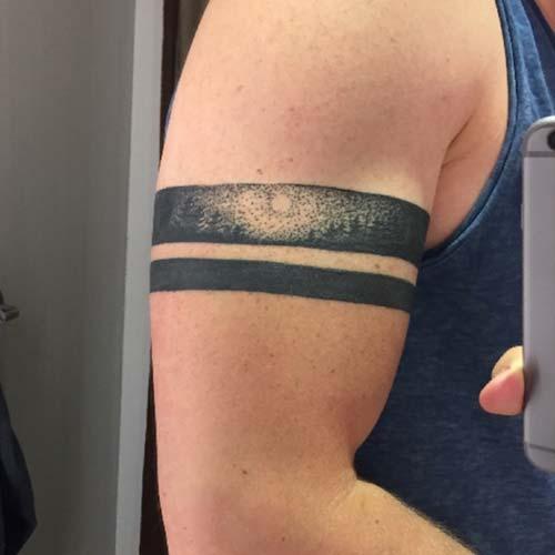 erkek kol bandı dövmesi armband tattoo for guys