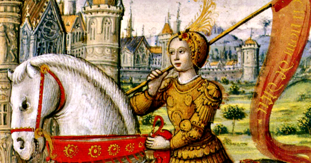 st joan of arc biography On a spring morning in the year 1430 joan of arc was captured by the english the english put joan on trial for witchcraft and ending up burning her at the.