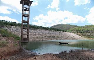 Estiagem aumenta e deixa 66 mananciais praticamente secos na Paraíba