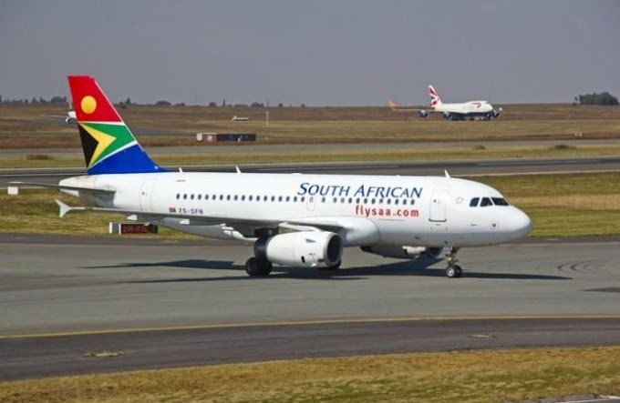 South African Airways suspends operations to Nigeria's Capital