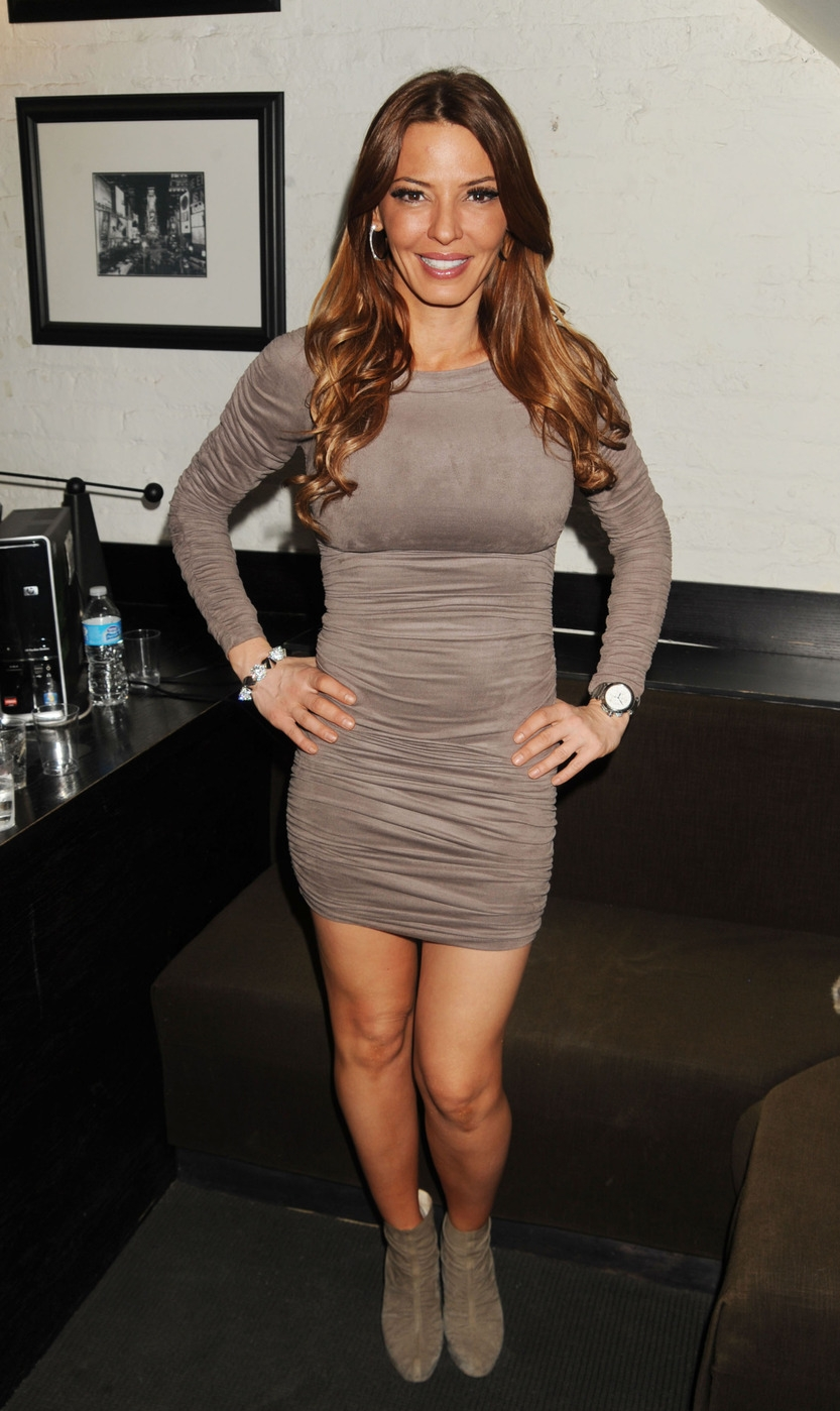 Mob Wife Drita D'Avanzo Arrested for Beating Chef