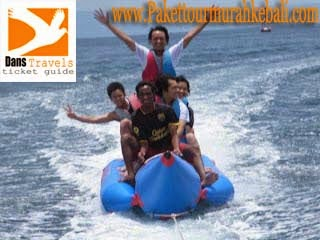Banana Boat Watersport Tanjung Benoa