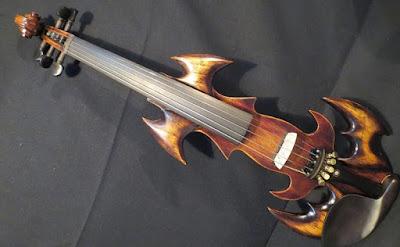 Đàn violin điện tử và những điều nên biết khi sử dụng