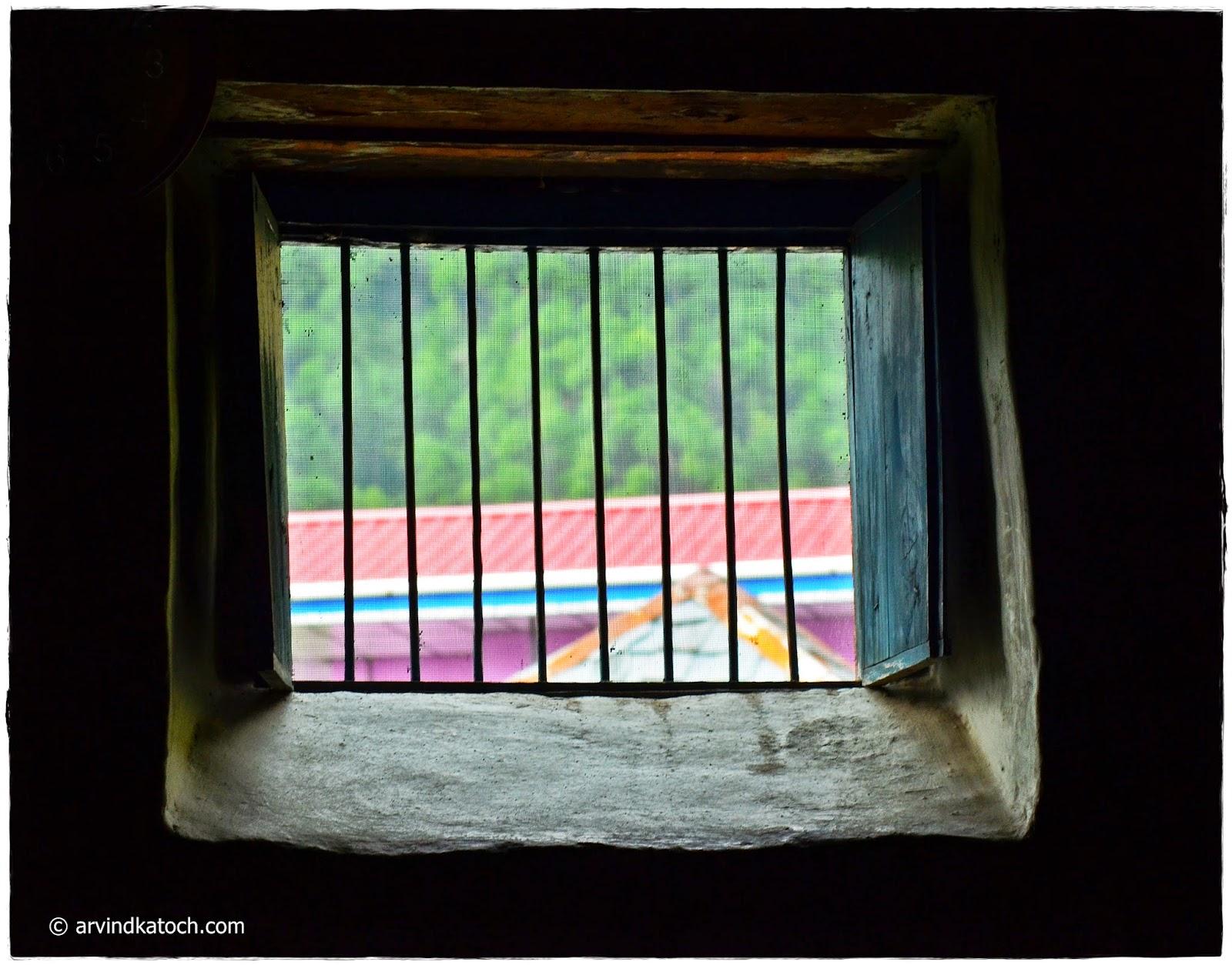 Old Window, Himachali Style, Window