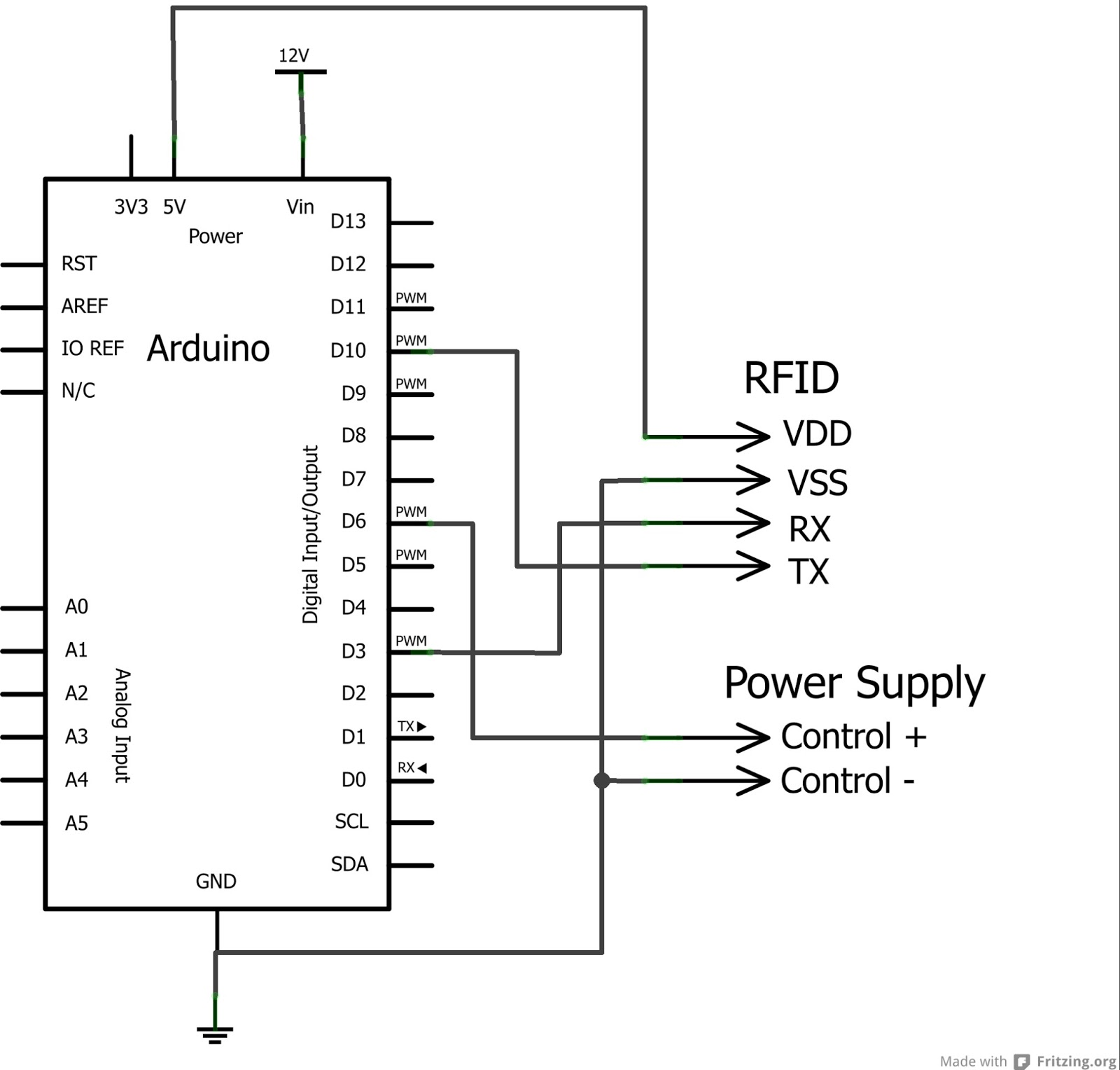 Random Projects with Embedded Controllers: Arduino Controlled RFID
