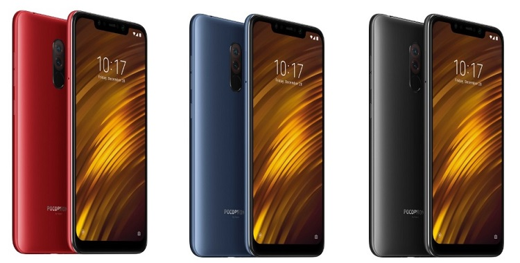 Xiaomi-backed Pocophone Outs Poco F1; SD 845, up to 8GB RAM, 256GB ROM, and 4000mAh Battery!