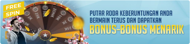 PROMOSI BOLAGILA : Best gaming with the most complete game