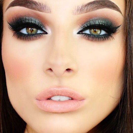 awesome smokey eye makeup idea