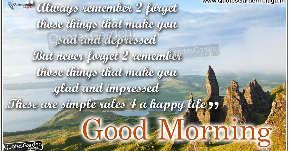 Good Morning Quotes Goodreads : Beautiful good morning quotes status messages for friends