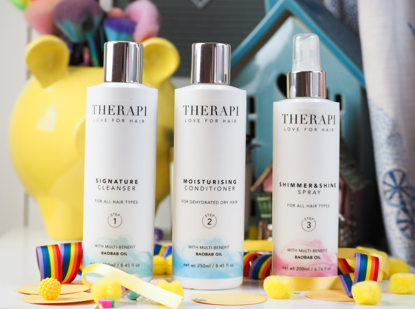 Therapi Hair Care Review*