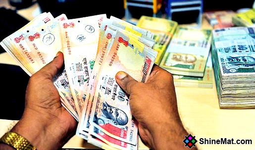 Indian money in bank