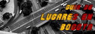 Guia de lugares en Bogota