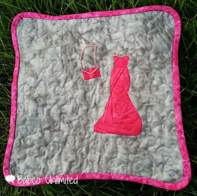 BabcoUnlimited.blogspot.com - Little Pink Dress Quilt