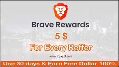 How to make money with Brave Browser?