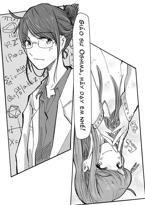Professor Oshima, Teach me!