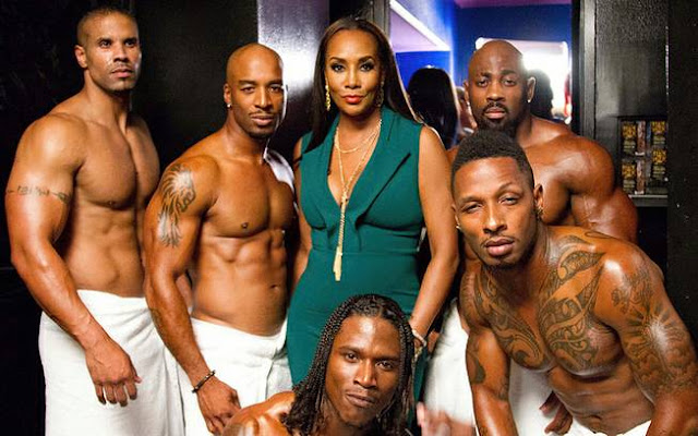 Vivica A. Fox Bringing Male Strippers To Lifetime