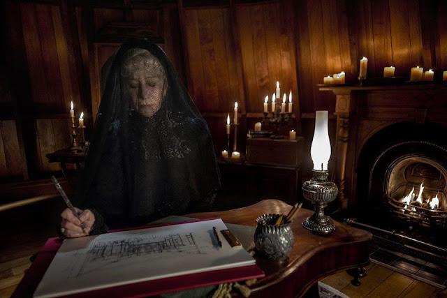 Helen Mirren - Winchester (2018)