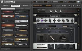 Software Efek Gitar Untuk Laptop dan Komputer PC Terbaik