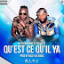New Audio|Mr Champagne ft Big Fizzo_Qu`Est Ce Qu`il Ya|Download Now