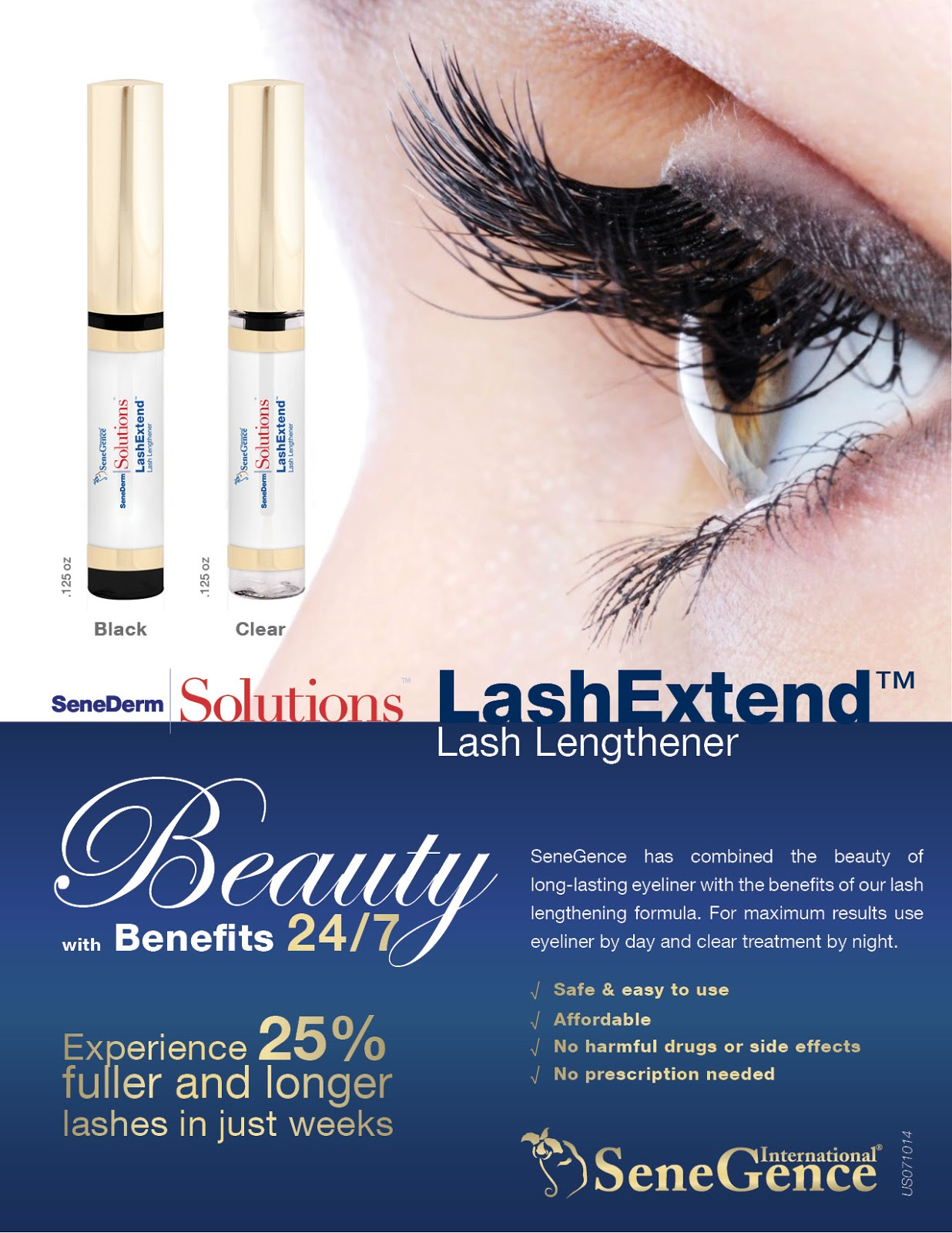 Scroll Down To Read : How To Apply Lipsense Mascara By Ben Aaronovitch