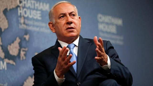 Netanyahu: Israel tiene las manos libres para ataques a Siria