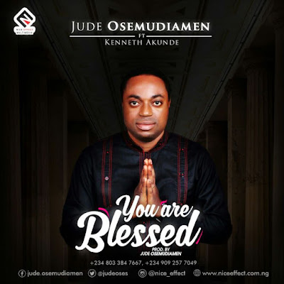 Music: You Are Blessed – Jude Osemudiamen