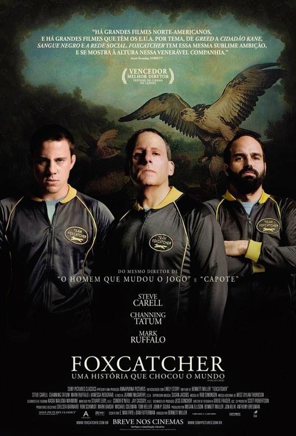 Review Foxcatcher: Uma História que Chocou o Mundo