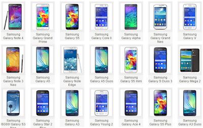 Handphone Samsung