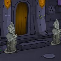 Games4Escape Cursed Statue Fort Escape
