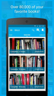 shelfie%2B4 Shelfie by BitLit – Android App Featured Review Apps