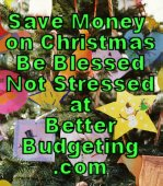 Be Blessed Not Stressed at Christmas!