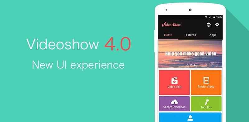 VideoShowPro v8.0.6 Apk Mod [Sem Marca D'Água]