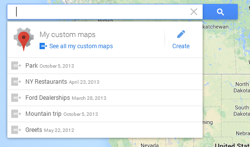 Custom Maps in the New Google Maps