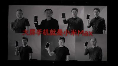 大尺寸換關注?小米發表超大尺寸旗艦手機「小米MAX」