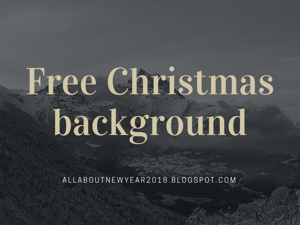 Free Christmas Background Without Watermark Hd Happy New Year 2018